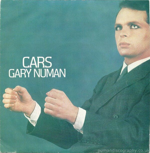 Gary Numan Cars 1979 Portugal