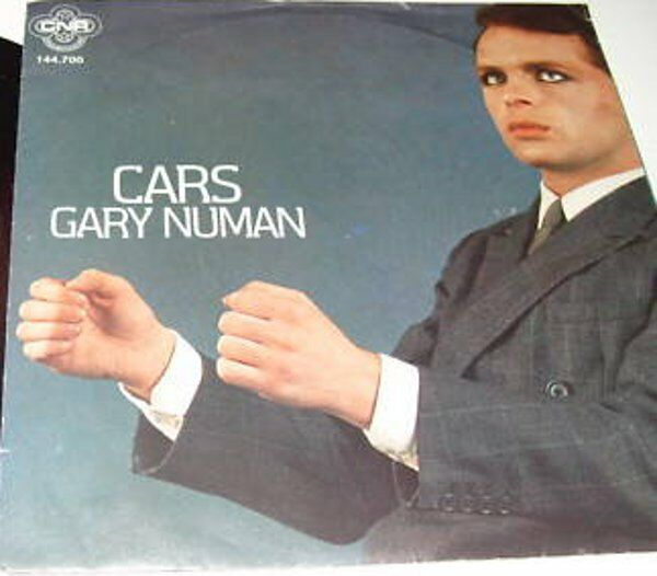 Gary Numan Cars 1979 Holland