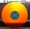 Gary Numan LP Telekon 1980 Netherlands Orange