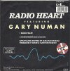 Gary Numan Radio Heart 1987 Germany