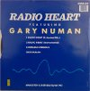 "Gary Numan Radio Heart 12"" 1987 UK"