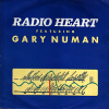 Gary Numan Radio Heart 1987 UK