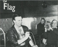 Gary Numan The Flag Disco 05-03-1988