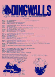 Dingwalls Flyer 1978