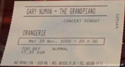 Brussels Ticket 2000