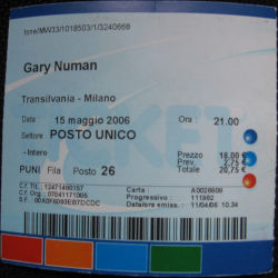 Milan Ticket 2006