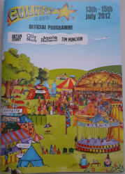Guilfest Ticket 2012