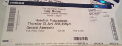Holmfirth Ticket 2014