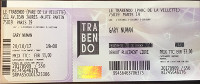 Gary Numan Paris Ticket 2017