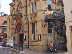Gary Numan Cambridge Corn Exchange England 29th October