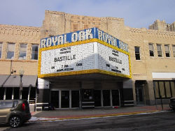 Detroit Royal Oak Theatre