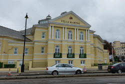 Isle of Man Villa Marina