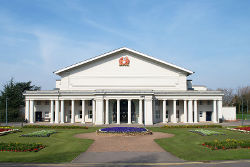 Leicester De Montfort Hall