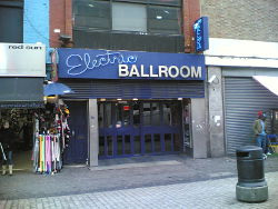 London Camden Electric Ballroom