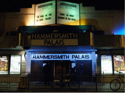 London Hammersmith Palais Venue