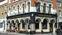 London Hope And Anchor