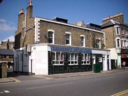 London Pegasus Pub