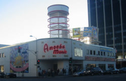 Los Angeles Amoeba Music