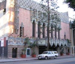 Los Angeles Mayan Theatre