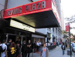 New York Irving Plaza